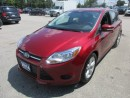 Used 2014 Ford Focus POWER EQUIPPED SE - HATCH EDITION 5 PASSENGER 2.0L - DOHC.. FLEX FUEL.. SYNC TECHNOLOGY.. BLUETOOTH CAPABILITIES.. for sale in Bradford, ON