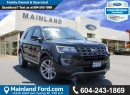 Used 2016 Ford Explorer Limited LOCAL, NO ACCIDENTS, LOW KM'S for sale in Surrey, BC