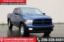 Used 2011 Dodge Ram 1500 SLT KEYLESS ENTRY, BLUETOOTH, TOW PKG, CRUISE CONTROL for sale in Courtenay, BC