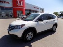 Used 2013 Honda CR-V LX... ONE OWNER.. CLEAN CARPROOF for sale in Milton, ON