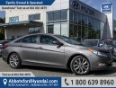 Used 2013 Hyundai Sonata SE CERTIFIED ACCIDENT FREE & VERY LOW KILOMETRES for sale in Abbotsford, BC