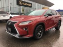 Used 2016 Lexus RX 350 F Sport SERIES 2 for sale in Brampton, ON