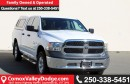 Used 2014 Dodge Ram 1500 ST ONE OWNER, CRUISE CONTROL, CANOPY, TOW PKG for sale in Courtenay, BC