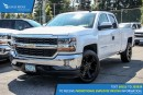 New 2017 Chevrolet Silverado 1500 1LT Backup Camera and Air Conditioning for sale in Port Coquitlam, BC