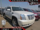 Used 2007 Cadillac Escalade AWD-7 Passenger, Sunroof, Rear DVD for sale in Lethbridge, AB