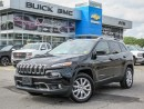Used 2014 Jeep Cherokee LIMITED, V6, NAV, SUNROOF *LOADED* for sale in Ottawa, ON