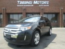 Used 2013 Ford Edge LIMITED | AWD | NAVIGATION | LEATHER | PANO ROOF | for sale in Mississauga, ON