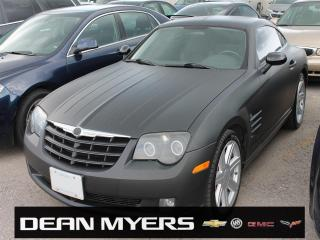 Used 2004 Chrysler Crossfire for sale in North York, ON