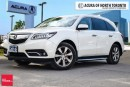Used 2014 Acura MDX Elite at for sale in Thornhill, ON