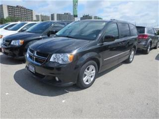 Used 2016 Dodge Grand Caravan Crew - Bluetooth  Back Up Cam  Heated Seats for sale in London, ON