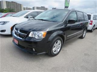 Used 2016 Dodge Grand Caravan Crew Plus - Leather  Pwrd Doors & Hatch  Bluet for sale in London, ON