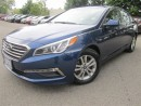 Used 2016 Hyundai Sonata GL-Rear Cam-Heated seats-Alloys for sale in Mississauga, ON