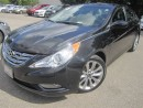 Used 2013 Hyundai Sonata SE-leather-sunroof-Excellent service records for sale in Mississauga, ON