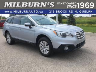 Used 2015 Subaru Outback 2.5i w/Touring Pkg for sale in Guelph, ON