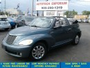 Used 2006 Chrysler PT Cruiser Touring Convertible Auto/Cruise Contr for sale in Mississauga, ON
