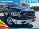 Used 2017 Dodge Ram 1500 Laramie Longhorn | PARK ASSIST | OPEN SUNDAY | for sale in Burlington, ON