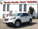 Used 2013 Honda CR-V LX  |  1.99% Financing for sale in Mississauga, ON