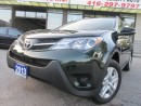 Used 2013 Toyota RAV4 AWD-BACK UP CAMERA-ONE OWNER-BLUETOOTH for sale in Scarborough, ON