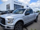 New 2017 Ford F-150 XLT 4x4 SuperCab Styleside 6.5 ft. box 145 in. WB for sale in Peace River, AB
