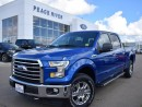 New 2017 Ford F-150 XLT 4x4 SuperCrew Cab Styleside 6.5 ft. box 157 in. WB for sale in Peace River, AB