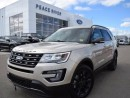 New 2017 Ford Explorer XLT for sale in Peace River, AB