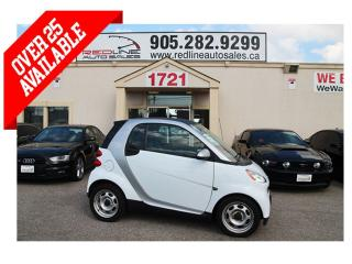 Used 2012 Smart fortwo WE APPROVE ALL CREDIT for sale in Mississauga, ON