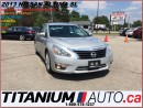 Used 2013 Nissan Altima 2.5 SL+GPS+Camera+Remote Start+Heated Leather Seat for sale in London, ON