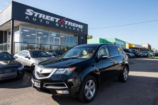 Used 2011 Acura MDX Tech Pkg|NAVI|BACKUP CAM|AWD|DVD|SUNROOF for sale in Markham, ON