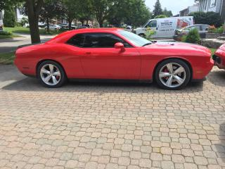 Used 2009 Dodge Challenger SRT8 for sale in Orillia, ON