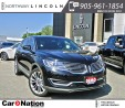 Used 2016 Lincoln MKX Reserve for sale in Brantford, ON