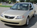 Used 2003 Mazda Protege auto, air, low kms for sale in Owen Sound, ON