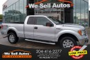 Used 2012 Ford F-150 XLT *AUX *BTOOTH *TCS *BLOCK HTR for sale in Winnipeg, MB