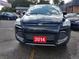 Used 2014 Ford Escape SE 4WD NO ACCIDENT NAVI pANORAMIC ROOF BKUP CAMERA for sale in Brampton, ON