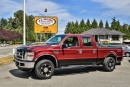 Used 2008 Ford F-250 XLT Crew Cab 4x4, 5.4L V8, New Bodystyle! for sale in Surrey, BC