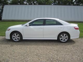Used 2009 Toyota Camry SE for sale in Melfort, SK