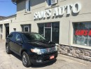 Used 2008 Ford Edge SEL for sale in Hamilton, ON
