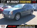 Used 2006 Cadillac SRX V6 | LEATHER | PANORAMIC SUNROOF for sale in Hamilton, ON