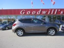 Used 2009 Nissan Murano SL! NAVIGATION! HEATED LEATHER SEATS! for sale in Aylmer, ON