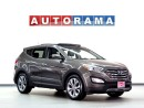 Used 2013 Hyundai Santa Fe LIMITED PKG LEATHER SUNROOF 4WD for sale in North York, ON