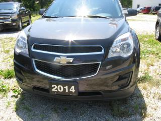 Used 2014 Chevrolet Equinox cloth for sale in Ailsa Craig, ON