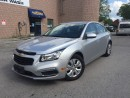 Used 2015 Chevrolet Cruze 1LT - BACK UP CAMERA - REMOTE START for sale in Aurora, ON