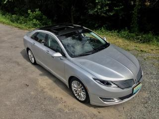 Used 2014 Lincoln MKZ AWD 3.7L V6 Only 22500 km for sale in Perth, ON