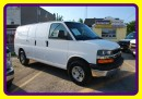 Used 2012 Chevrolet Express 2500 3/4 ton cargo No Windows, Chrome pkg,accesories for sale in Woodbridge, ON