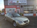 Used 2002 Nissan Altima SL LEATHER ROOF NO ACCIDENTS for sale in London, ON