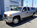 Used 2006 GMC Sierra 1500 SLE 4x4 Extended Cab 6.5 FT Box for sale in Langley, BC