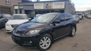 Used 2008 Mazda CX-7 GT AWD, LEATHER, ROOF, REMOTE START, BOSE SOUND, B for sale in Etobicoke, ON