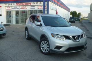 Used 2014 Nissan Rogue S for sale in Etobicoke, ON