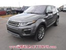 Used 2016 Land Rover RANGE ROVER EVOQUE HSE SI4 4D UTILITY 2.0L for sale in Calgary, AB