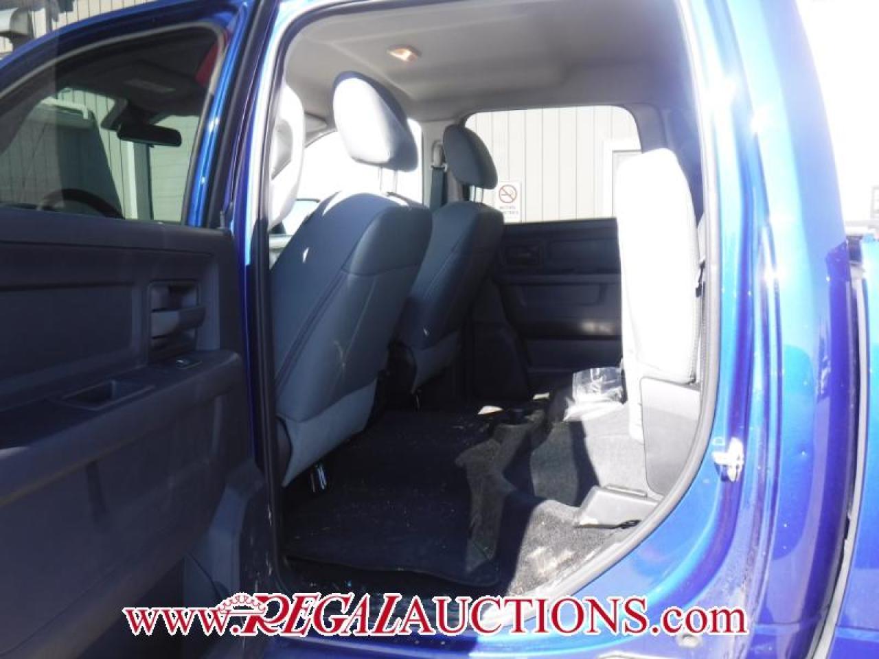 2016 Dodge RAM 1500 SXT CREW CAB 4WD