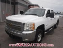 Used 2010 Chevrolet SILVERADO 2500 LT CREW CAB 4WD for sale in Calgary, AB